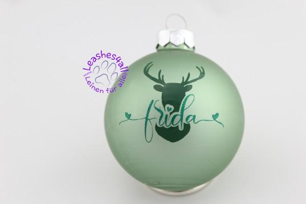 Weihnachtsbaumkugel Bunt
